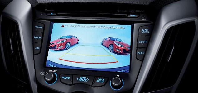 Reversing Cameras standard across the Hyundai Range