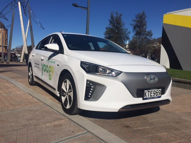The largest transition of combustion engines to pure electric shared vehicles in the Southern Hemisphere is set to get underway in Christchurch from November.