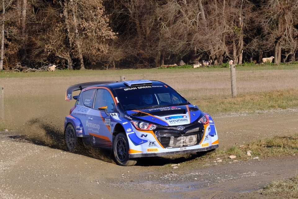 Paddon makes the most of return to South Canterbury