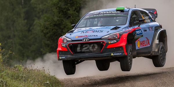 Hyundai - Hayden Paddon