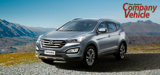 Santa Fe named 4WD of the year 2013