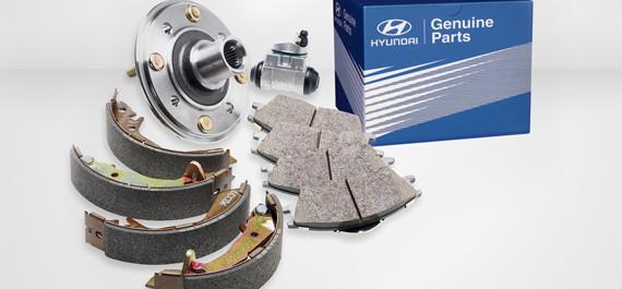 Hyundai - Genuine Parts