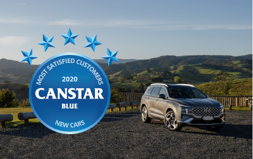 Canstar Blue Most Satisfied Customers Award, New Cars