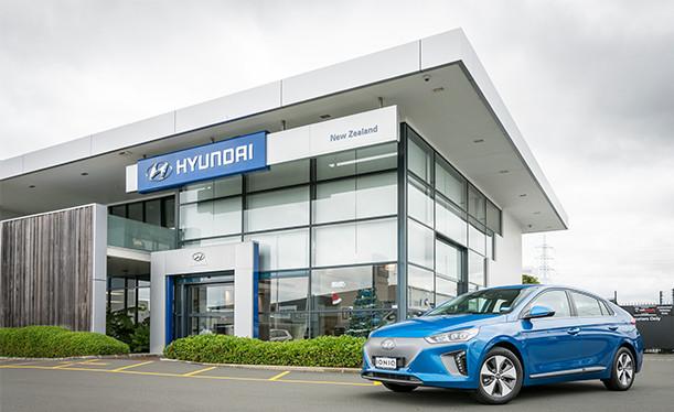 Hyundai - Personal Handover