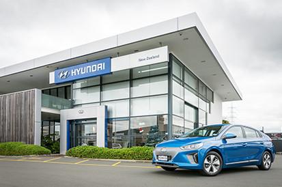 Hyundai New Zealand - Head Office