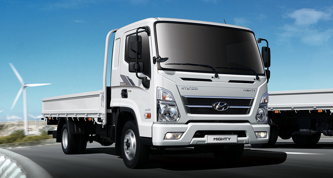 Trucks Hyundai New Zealand
