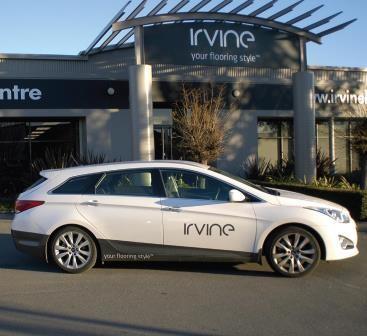 Irvine Flooring Testimonial
