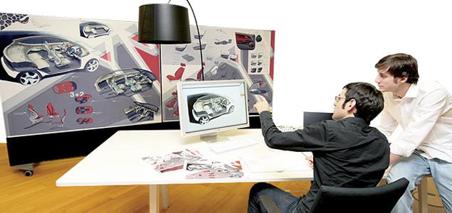 Hyundai Designers Planning