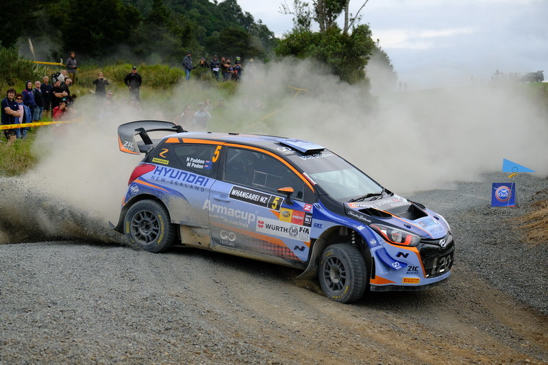 Whangarei win part of Paddon's Portugal prep