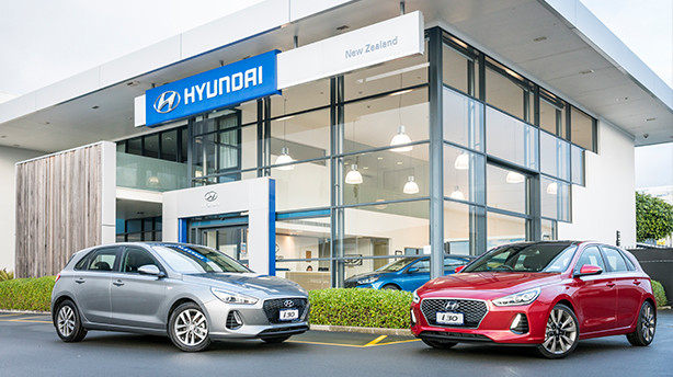 Hyundai - Proud to be Kiwi