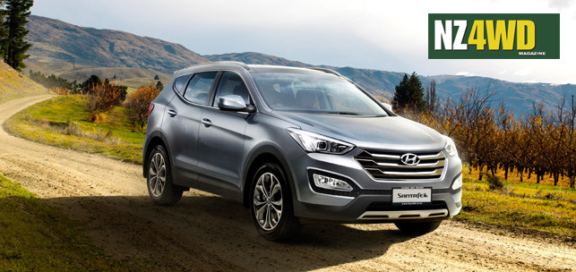 Santa Fe named as SUV of the year 2013