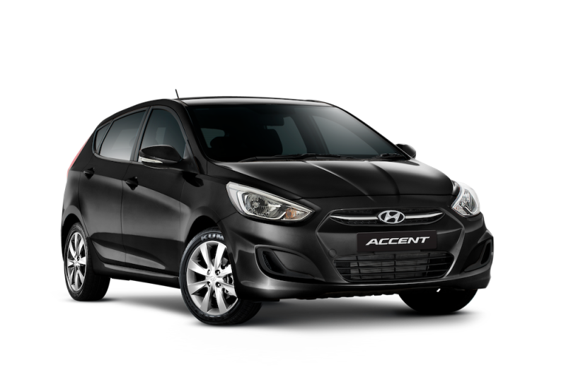 Accent 1.6 Petrol Auto Hatch
