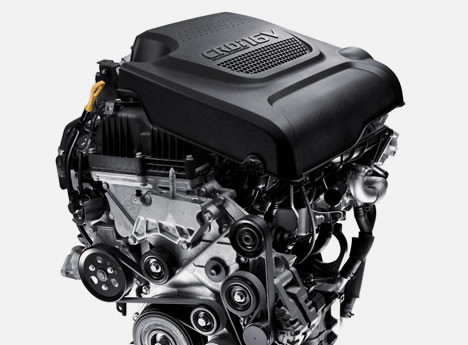 Reliability and economy - engine
