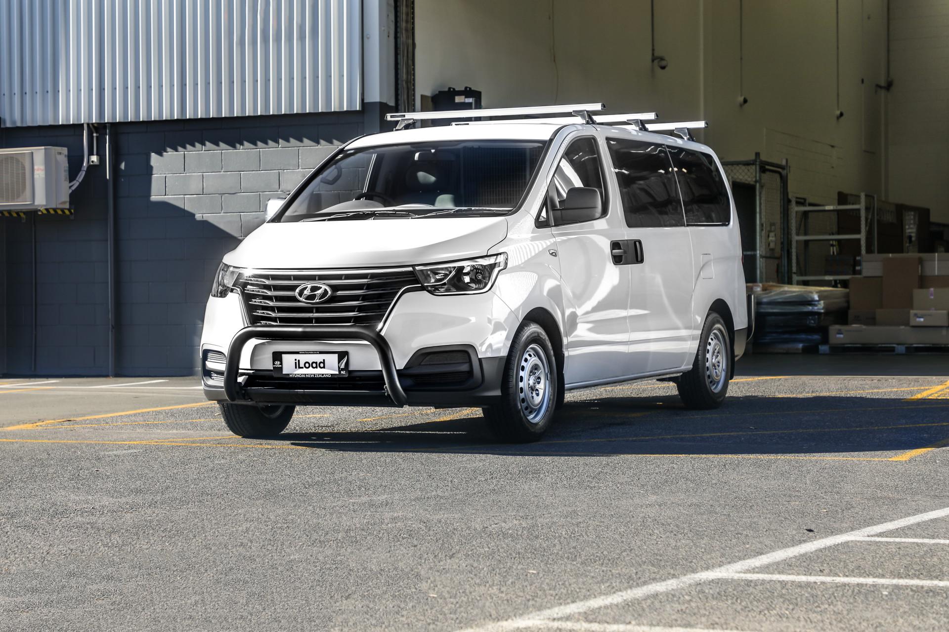 Iload Van Hyundai New Zealand