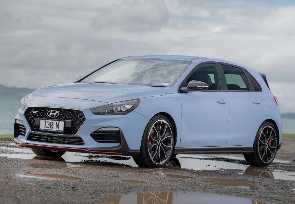 Hyundai i30 N: Pre-production hot hatch tested