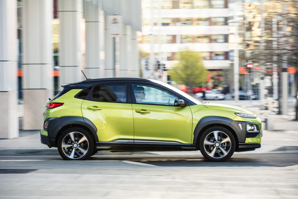 Hyundai Kona recognised with coveted Good Design Award