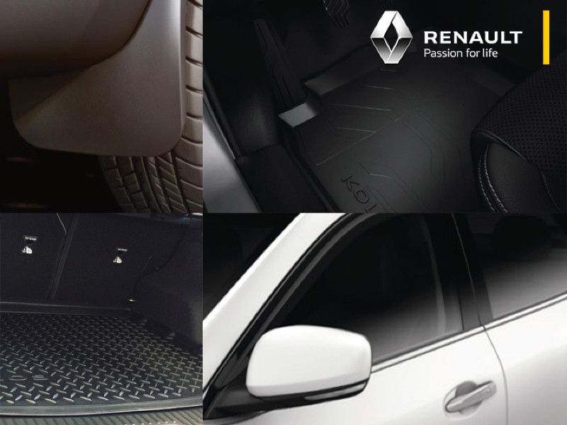 RENAULT KOLEOS Optional Protection Pack