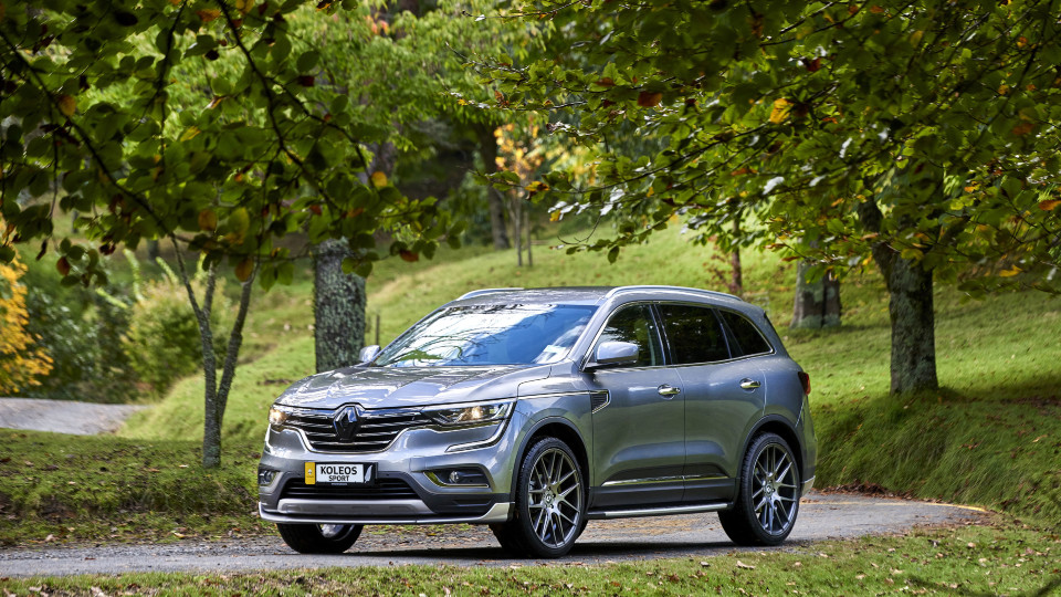 hot sale online f347a 2cf54  Exceptionnel  KOLEOS Sport.