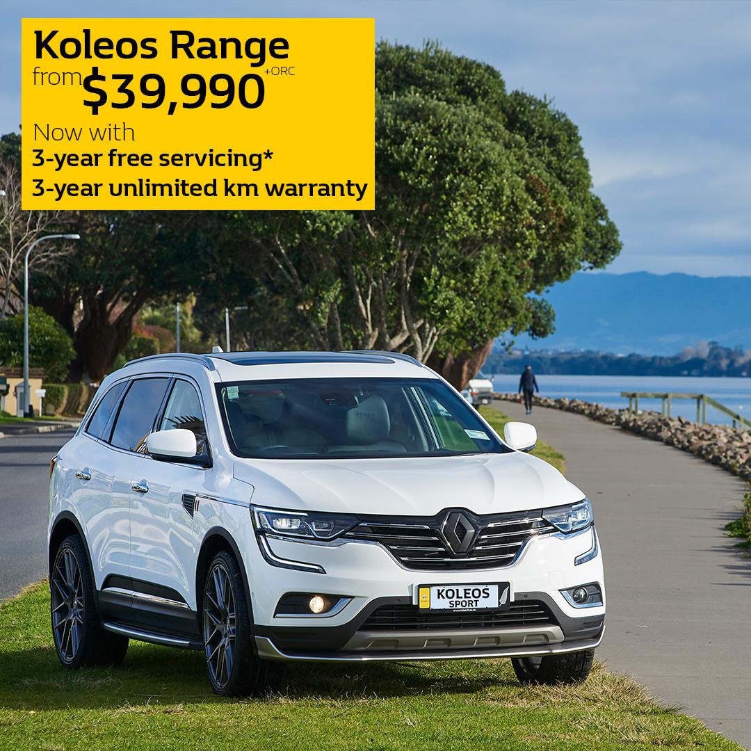 New Renault: Renault New Zealand