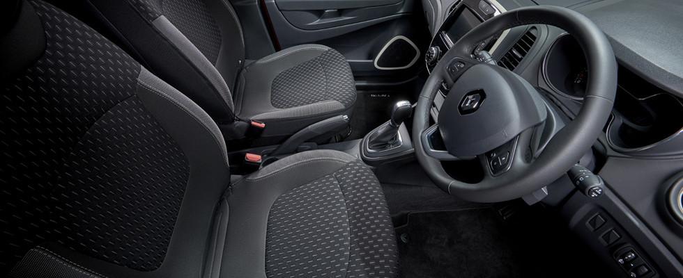 A smart interior